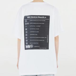 エムエムシックス(MM6)の【専用】Maison Margiela mm6 カレンダーtシャツ(Tシャツ/カットソー(半袖/袖なし))