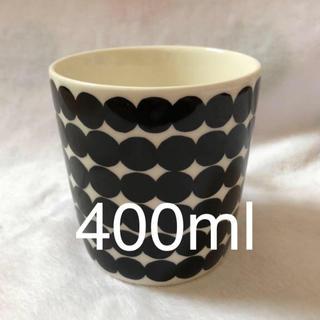 マリメッコ(marimekko)のマリメッコ マグカップ 400ml 新品(グラス/カップ)