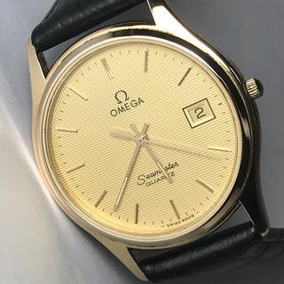 OMEGA - ★美品【OMEGA オメガ】シーマスター Seamaster アンティーク腕時計
