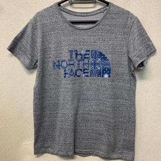 THE NORTH FACE - ノースフェイス バンダナ柄 半袖Tシャツ XL USED