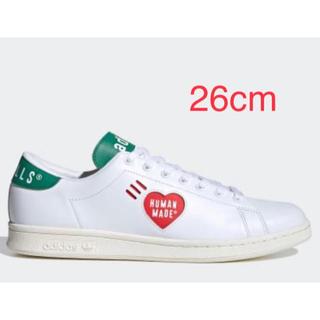 adidas - スタンスミス HUMAN MADE 26cm