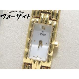 フェンディ(FENDI)のフェンディ 時計 ☆ 670 L レディース クォーツ ゴールドカラー(腕時計)
