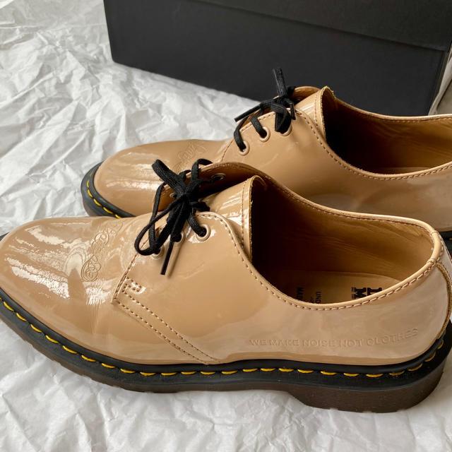 UNDERCOVER(アンダーカバー)の★ UNDERCOVER アンダーカバー DR MARTENS マーチン uk9 メンズの靴/シューズ(ドレス/ビジネス)の商品写真