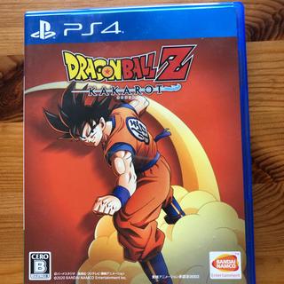 PlayStation4 - ドラゴンボールZ KAKAROT PS4