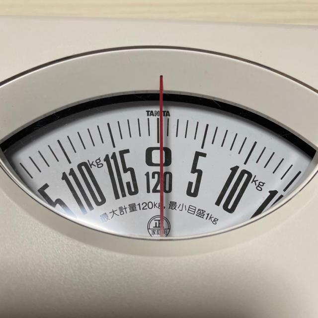 TANITA(タニタ)のキティ 体重計 タニタ スマホ/家電/カメラの生活家電(体重計)の商品写真