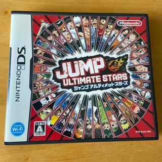 ニンテンドーDS(ニンテンドーDS)のJUMP ULTIMATE STARS(ジャンプアルティメットスターズ) DS(携帯用ゲームソフト)