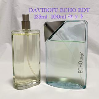 ダビドフ(DAVIDOFF)の廃盤希少★DAVIDOFF ECHO ダビドフ エコー EDT 100ml 香水(香水(男性用))