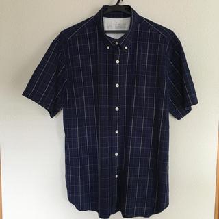 ムジルシリョウヒン(MUJI (無印良品))の無印良品 メンズ 半袖シャツ XL(シャツ)