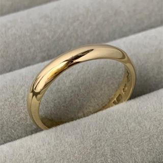 SEIKO - 18金 YG の 指輪 リング  K18 造幣局 刻印
