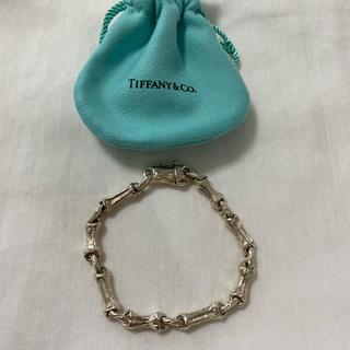 ティファニー(Tiffany & Co.)のTiffany&co Bamboo Chain Bracelet バンブー(ブレスレット)