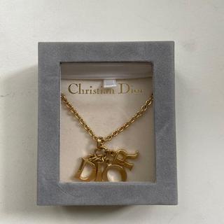 クリスチャンディオール(Christian Dior)のChristian Dior ネックレス(ネックレス)