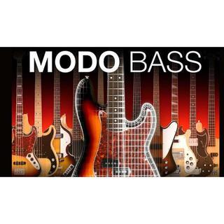 MODO BASS MODO DRUM セット ライセンス譲渡(ソフトウェア音源)