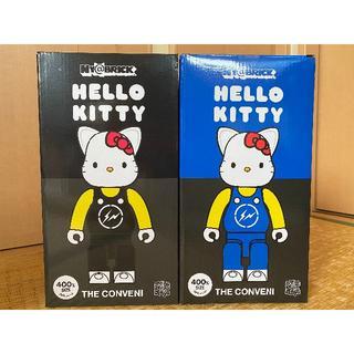 メディコムトイ(MEDICOM TOY)のベアブリックTHE CONVENI × HELLO KITTY二体セット(ぬいぐるみ/人形)