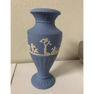 ウェッジウッド(WEDGWOOD)の美品❤️ウェッジウッド  花瓶(花瓶)