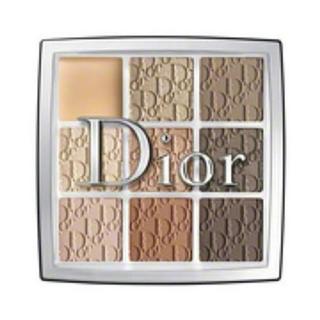 Dior バックステージ アイ パレット 001 ウォーム