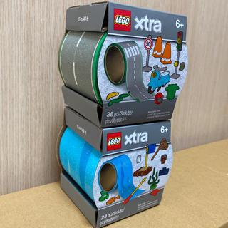 レゴ(Lego)のLEGO レゴ 道路テープ 水テープ 854048 854065(知育玩具)