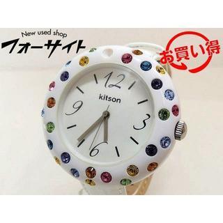 キットソン(KITSON)のキットソン 時計 ■ KW054 マルチカラー ストーン(腕時計)