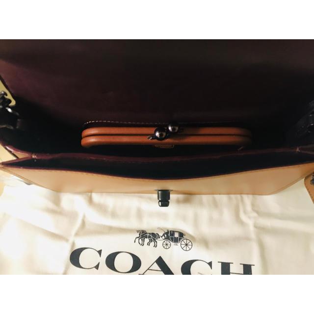 COACH(コーチ)のCoach ★高級★2way Dinky ディンキー コーチ❣️ レディースのバッグ(ショルダーバッグ)の商品写真