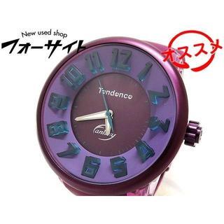 テンデンス(Tendence)の新品同様品 テンデンス 時計 ■ TG630008 ファンタジー (腕時計(アナログ))