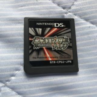 ニンテンドーDS(ニンテンドーDS)のポケモン プラチナ(家庭用ゲームソフト)