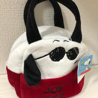 SNOOPY - ★新品未使用★ スヌーピー  バッグ ハンドバッグ ポーチ 小物入れ