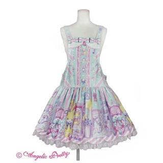アンジェリックプリティー(Angelic Pretty)のToy Doll Box ミントサロペット(サロペット/オーバーオール)