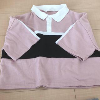 スピンズ(SPINNS)のSPINS ラガーシャツ(ポロシャツ)