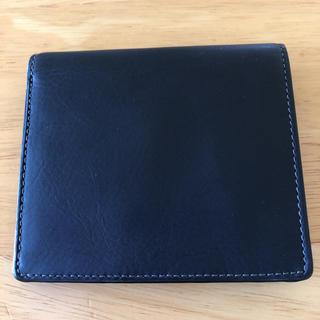 サザビー(SAZABY)の新品未使用 サザビー 二つ折り革財布(折り財布)
