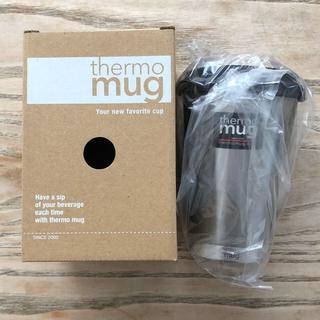 サーモマグ(thermo mug)の新品 サーモマグ thermo mug コーヒータンブラー 350ml シルバー(タンブラー)