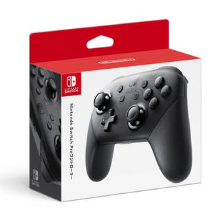 Nintendo Switch - 【新品】NINTENDO SWITCH PROコントローラー