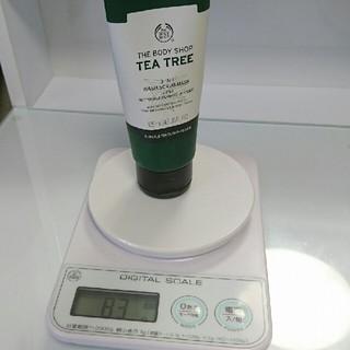 ザボディショップ(THE BODY SHOP)のTHE BODY SHOP  TEA TREE(洗顔料)