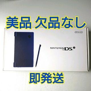ニンテンドーDS(ニンテンドーDS)の【美品 完品】ニンテンドー DS i 本体(携帯用ゲーム機本体)