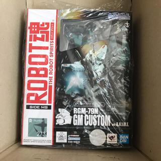BANDAI - ROBOT魂  RGM-79N ジム・カスタム ロボット魂 ガンダム0083