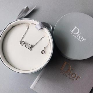 クリスチャンディオール(Christian Dior)のDior ouiブレスレット k18ホワイトゴールド(ブレスレット/バングル)