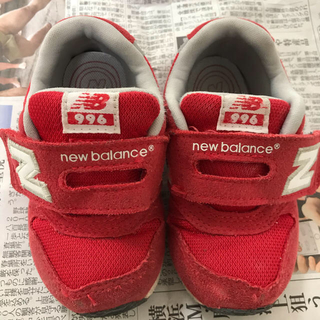 New Balance - 14センチ💟ニューバランス💟ベビースニーカー💟