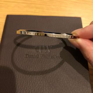 Daniel Wellington - ダニエルウェリントン シルバーバングル  CLASSIC BRACELET