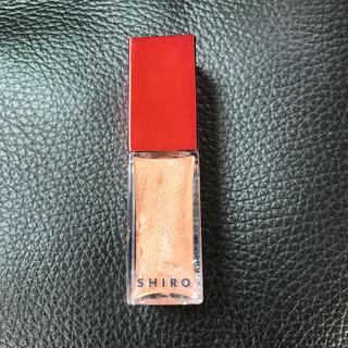 シロ(shiro)のSHIRO エッセンスリップバター(リップグロス)