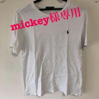 POLO RALPH LAUREN - polo ralphlauren  Tシャツ160センチ
