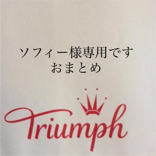 Triumph - 【新品タグ付】triumph/恋するブラ・D70M(定価¥9,130)