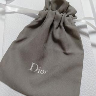 クリスチャンディオール(Christian Dior)のmeme様専用ですディオール布製巾着袋(ランチボックス巾着)
