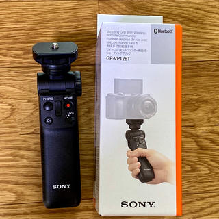 SONY - 新品未使用 sony ワイヤレス シューティンググリップ GP-VPT2BT