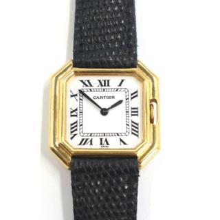 Cartier - 超希少 正規品 カルティエ サンチュール 手巻 時計 925 アンティーク 稼働