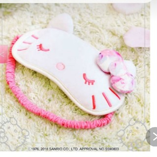 レディー(Rady)のHello Kittyアイマスク♥(キャラクターグッズ)