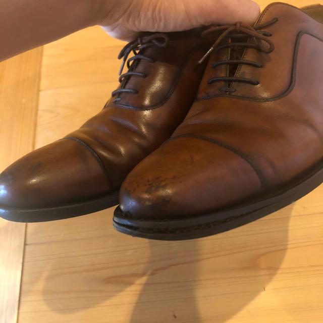UNITED ARROWS(ユナイテッドアローズ)のユナイテッドアローズ  革靴 メンズの靴/シューズ(ドレス/ビジネス)の商品写真