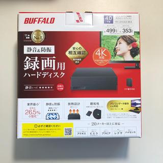 Buffalo - バッファロー 外付けHDD 4TB HD-LDU3-Aシリーズ