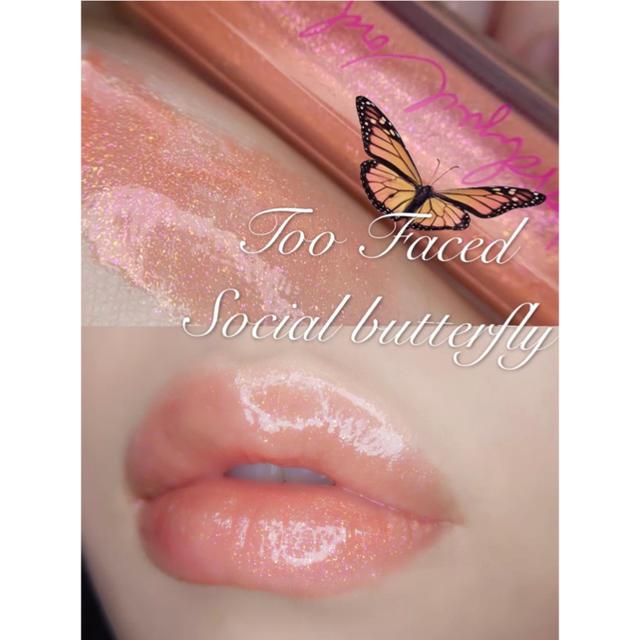 Too Faced(トゥフェイス)のToo Faced リップグロス コスメ/美容のベースメイク/化粧品(リップグロス)の商品写真