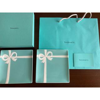 Tiffany & Co. - ティファニー プレート ケーキ皿