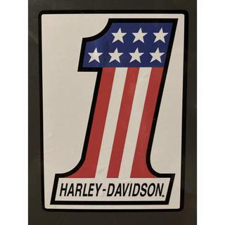 ハーレーダビッドソン(Harley Davidson)の2枚組ハーレー デカール ステッカー (ステッカー)