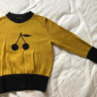 Bonpoint - bonpoint ニットセーター