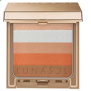 LUNASOL - ルナソル シックコンシャスブレンダー EX02 Orange Rib(10g)